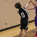 Boys MS 7th Grade Basketball Against Cascade Christian