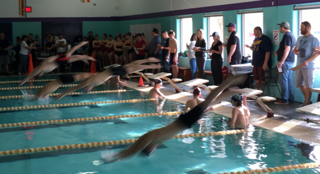 Jan. 29th, North Medford Invitational Swim Meet Recap