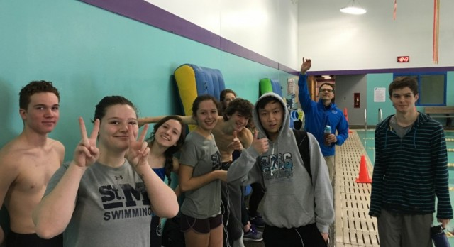 January 14th Swim meet report – Another Job Well Done!