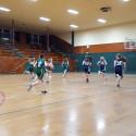 MS Girl's Basketball Blue team vs Rogue River
