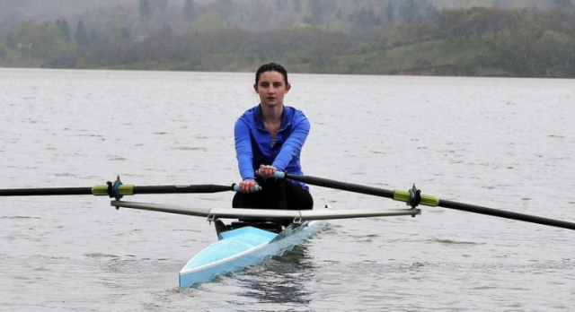 St. Mary's Ellie Pitcher parlays rowing talent into college opportunity