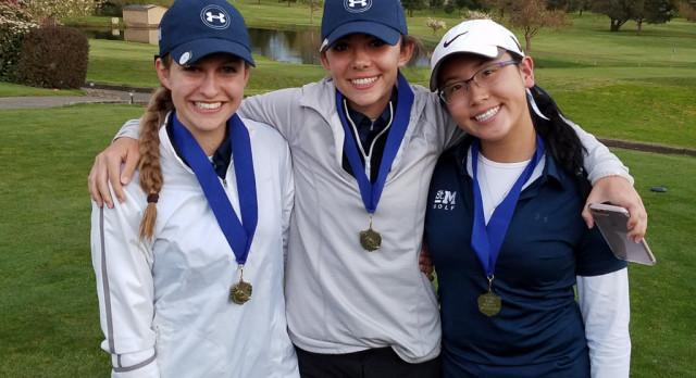 Flock Wins Individual Medalist Title at Cascade Challenge Golf Tournament