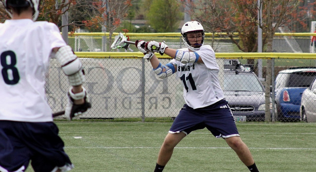 Balanced Attack Gives Lacrosse 12-5 Win At Home
