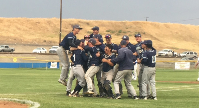 Crusader Baseball Advances to Championship game Friday