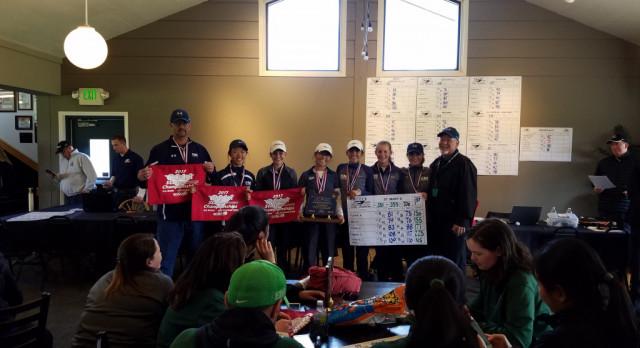 Girls Golf 4A/3A/2A/1A State Champions!!