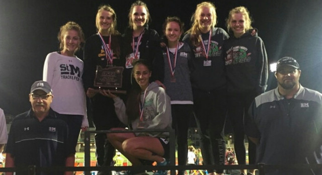 Crusader Girls Bring Home 4th Place Trophy in Dramatic Fashion