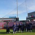 Graduation Baseball Championship style