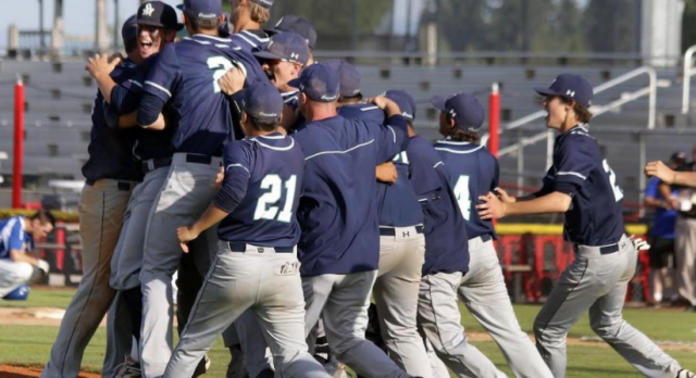 Comeback Crusaders: St. Mary's baseball battles back to win 3A state title