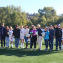 St Marys Girls Varsity Soccer, Senior Day and fun