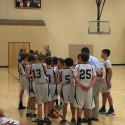 6th Grade Boys Basketball vs Hanby