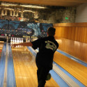 Boys HS Bowling at Nickel Bowl 11-19-17