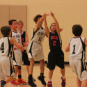 6th Grade MS Boys against Ruch