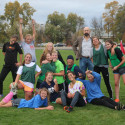St Marys Girls Soccer End of Year Mud-Bowl 2017