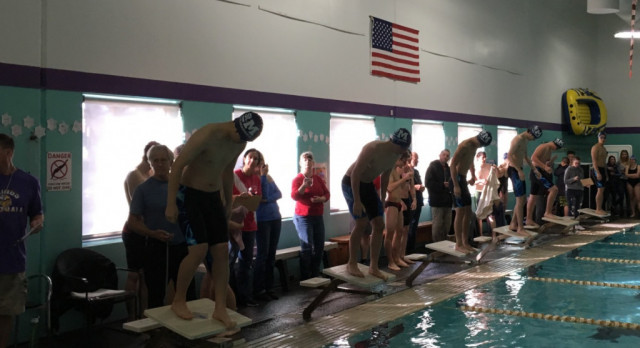 Kick off meet for Swimming was a success!