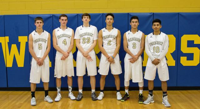 Boys Basketball:  Week 15 Schedule