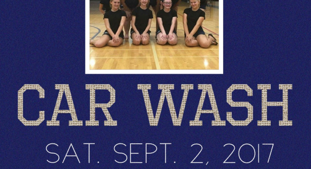 Dance Team Car Wash this SATURDAY!