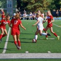 Girls Varsity Soccer Jamboree Vs Clackamas 8/25/16 (Logan Hart)