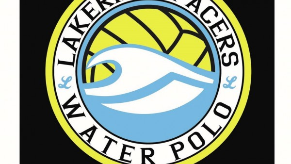 Pacers Water Polo Logo black