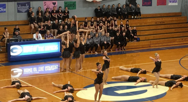 Dance takes 3rd Place at Category Championships