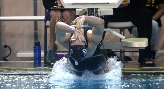 State Swimming: Girls Place 3rd, Boys 10th