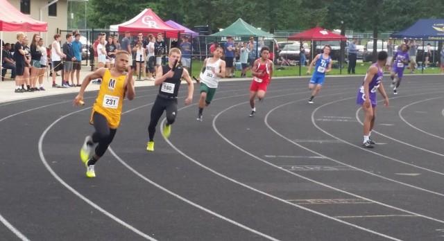 Bears track team ends season at Regional