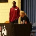 Zoee Kear signs to run track at IU-East