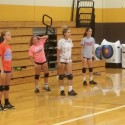 JH / HS volleyball workouts June 15