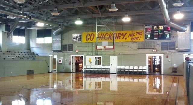 "Bears to play in historic ""Hoosiers"" Gym this season"