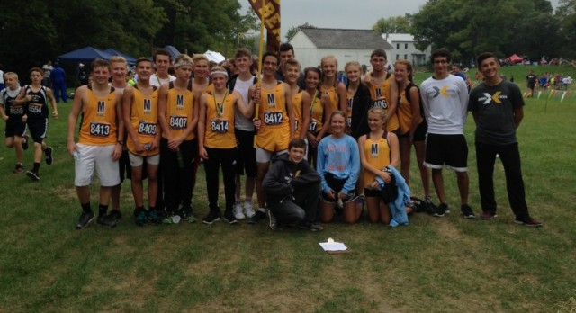 Cross Country numbers up; great things ahead