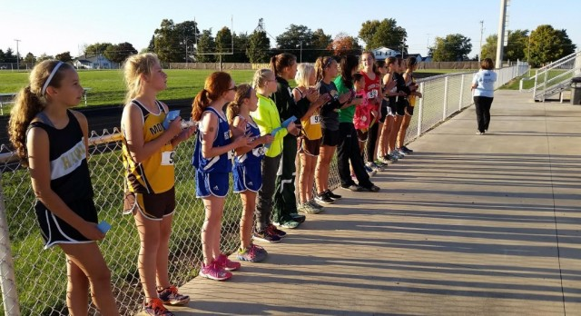 JH Ladies finish 2nd in County; Formanek gets 5th