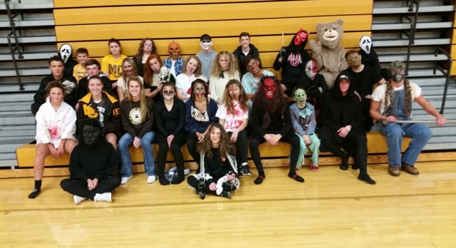 MC students raise over $400 for Special Olympics