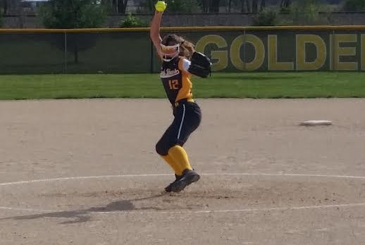 Lady Bears win County title, vying for MEC crown tonight; Barga throws perfect game in title matchup