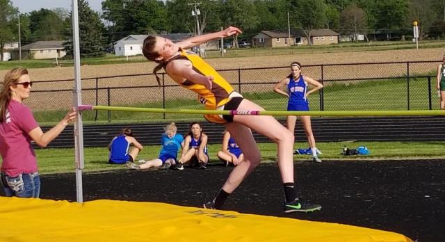 Haney joins DiBiasio, Norris for Girls Track Regional at Ben Davis