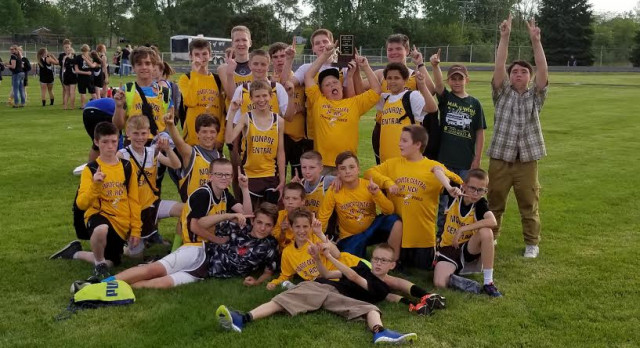 JH Bears run to County championship