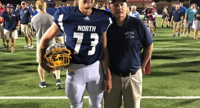 Brown, Coach Green help North to 21-14 win in All-Star game