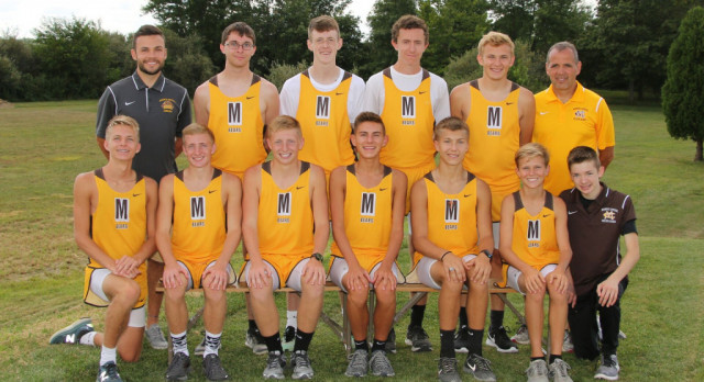 Bear runners ranked 7th in Indiana Runner poll