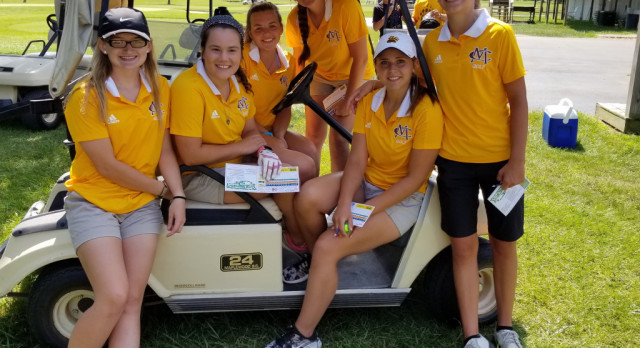 Lady Bears end season with 7th place finish in sectional