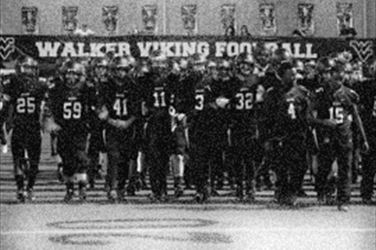Viking Spring Football Game