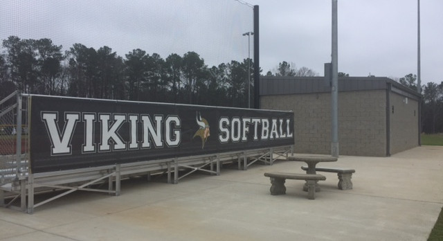 Viking Softball Begins Postseason Play