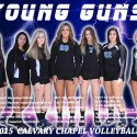 Varsity Volleyball Poster
