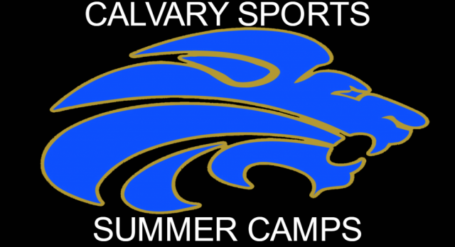Calvary Summer Sports Camps