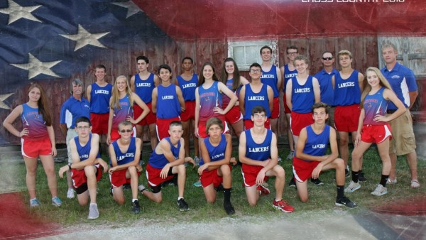 Cross Country 8x10 Team Wired Drop-IN
