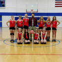 Middle School 7th Grade Volleyball
