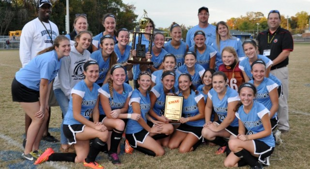 Congratulations to the 2015 Divisional and S.M.A.C Field Hockey Champions