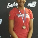 Harleigh White Indoor Track ALL-American