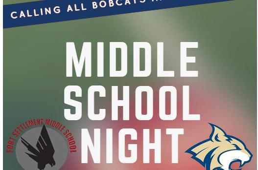 Middle School Night