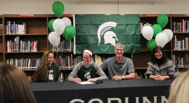 Meredith Norris to attend MSU
