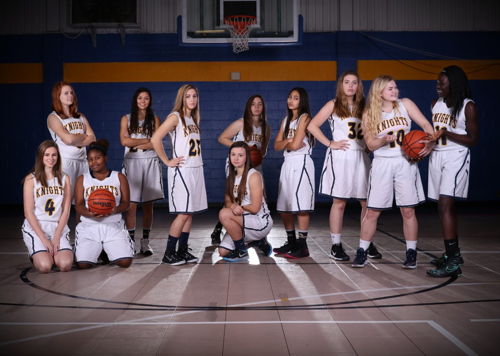 Madison Academy Girls Varsity Basketball beat Mt. Juliet Christian 40-33