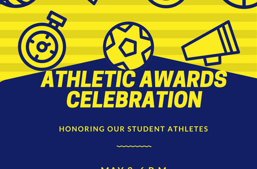 Athletic Award Ceremony, May 9th
