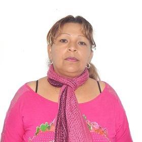 Empleada domestica Hilda Vega Flores